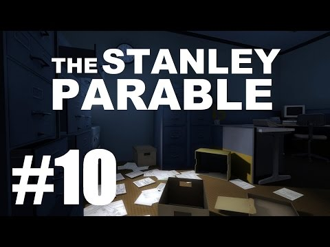 Let's Play The Stanley Parable #10