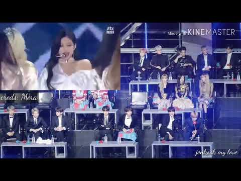 BTS BLACKPINK IKON REACTION TO SOLO