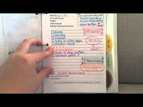 Daily Planner for the Everyday Mom - KaysePratt.com