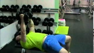 видеоурок. упражнения для груди