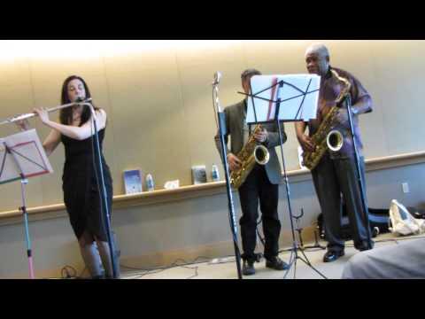 Pam Belluck & Daniel Levitin Perform at Ferry Building Book Passage