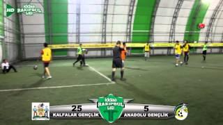 İddaa Rakipbul Konya Ligi Açılış Sezonu KALFALAR GENÇLİK - ANADOLU GENÇLİK Karşılaşması