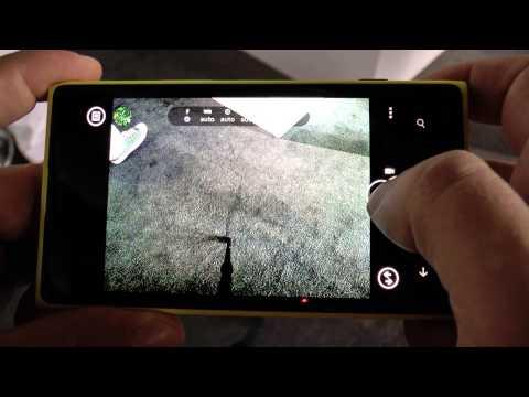 41 Megapiksel kameralı Nokia Lumia 1020