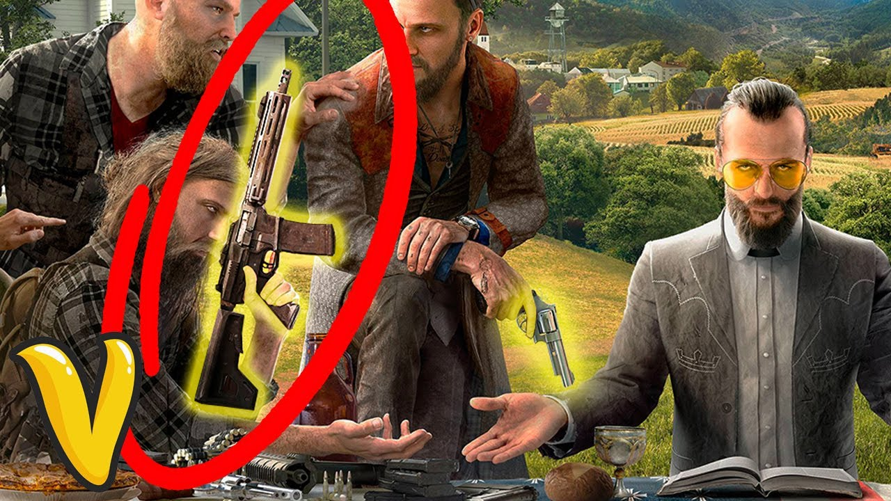 how to stop death wish far cry 5