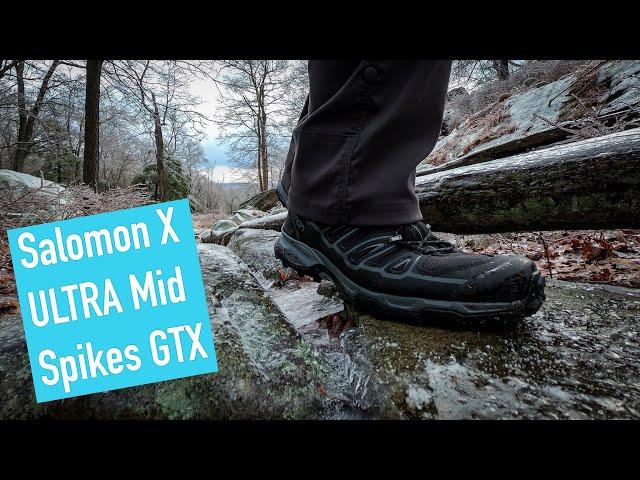 Neu NEU Salomon X Ultra Mid 2  SPIKES GTX® W Gr 42   UK 8 377821
