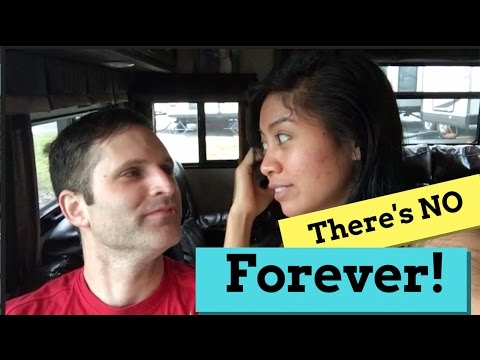 THERE'S NO FOREVER VLOG#9 | FILIPINO AMERICAN COUPLE JAKE&JESSET