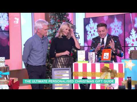 Steve Wilson's Personalised Gift Guide - Part 1 | This Morning
