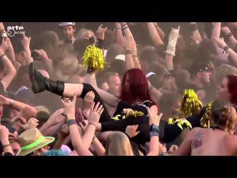Amon Amarth Cry of the Black Birds Live 2014