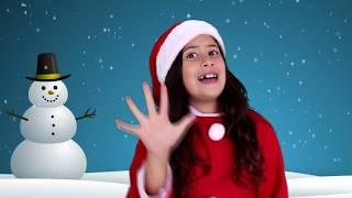 Música os cinco ajudantes do Papai Noel