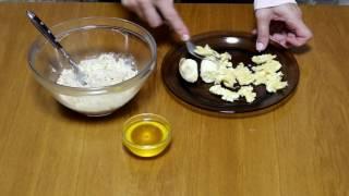 Овсяная каша с бананом и медом - фитнес завтрак!
