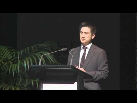 Australian Fusion: Imagining our Eurasian Future - OzAsia Festival Keynote Address