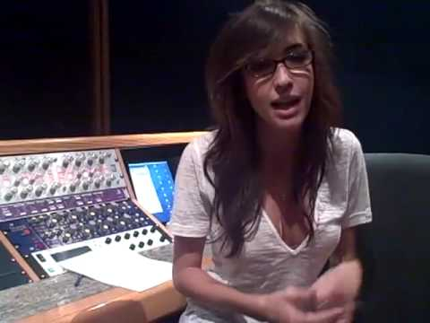 Hello from Kate Voegele!