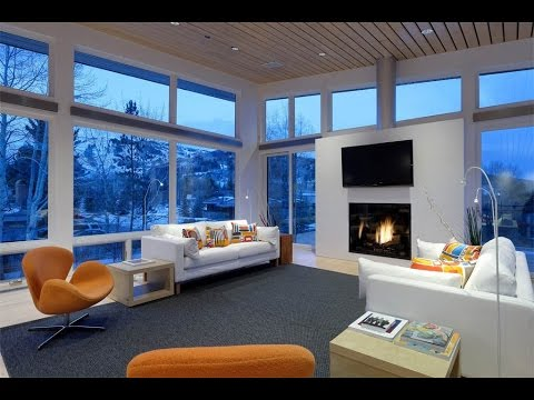 Contemporary Light-Filled Home in Aspen, Colorado