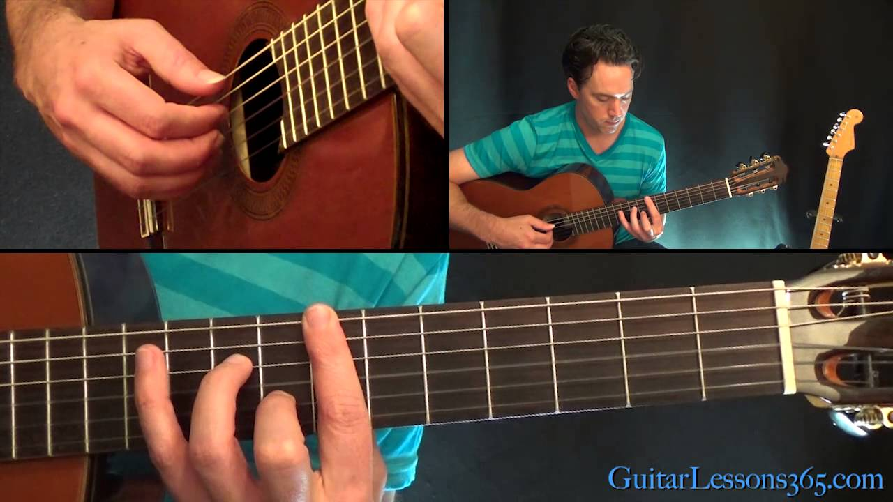 Fragile Guitar Lesson Chords Sting Youtube