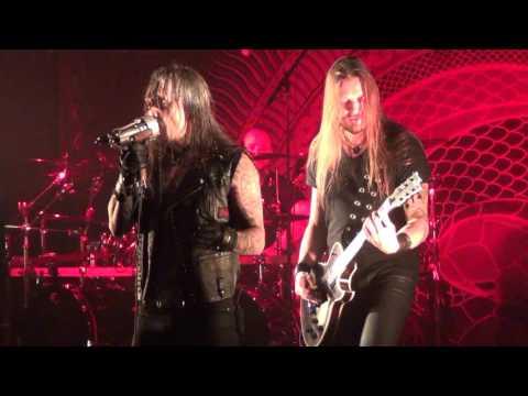 Amorphis - Live at Zal Ozhidaniya 07.02.2016