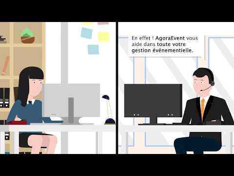 AgoraEvent, la plateforme qui simplifie votre gestion événementielle