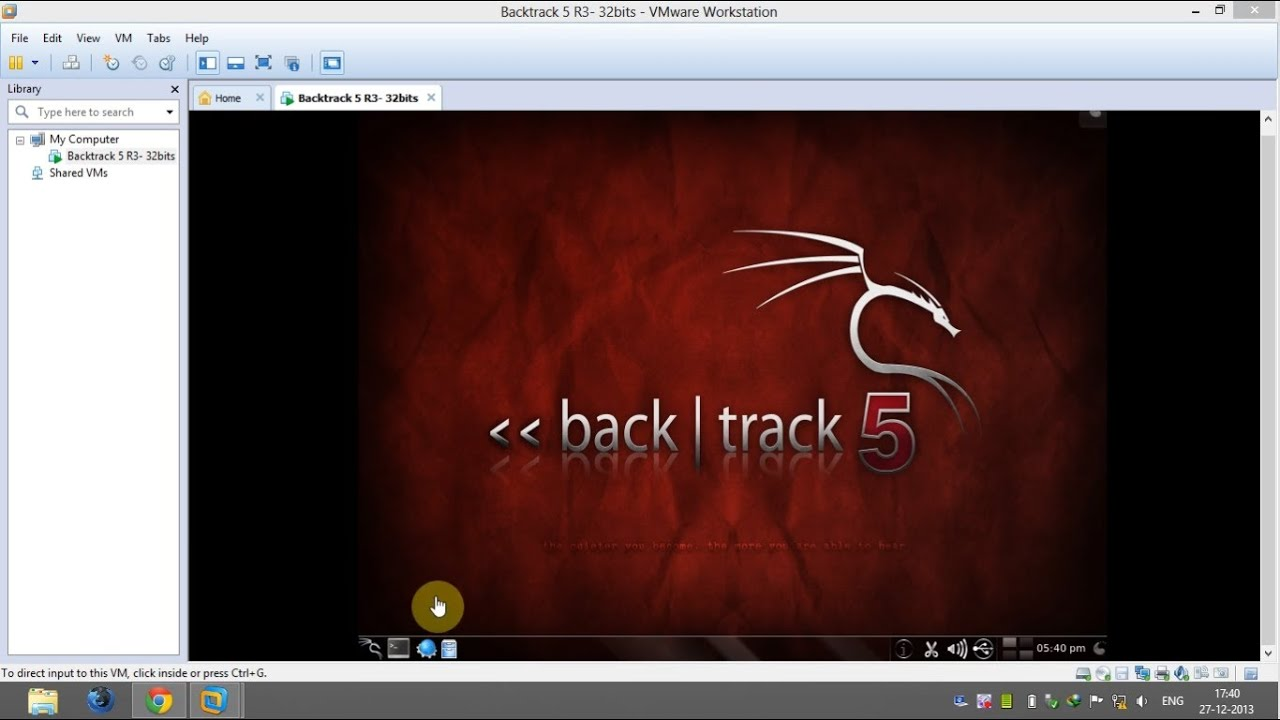 Hack like a pro: how to install backtrack 5 (with metasploit) as a.