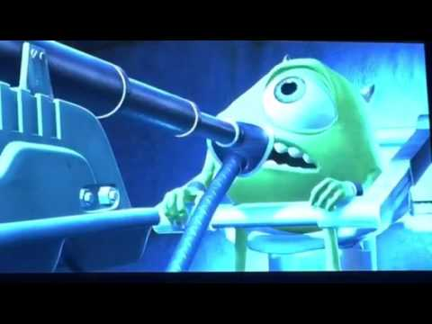Monsters Inc Fungus And The Scream Extractor Youtube