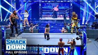 WWE SmackDown Full Episode, 26 June 2020