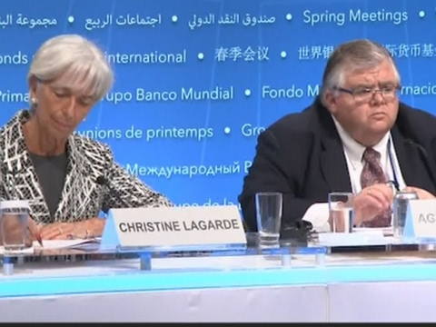 Is the IMF Shifting on Trade to Appease Trump?