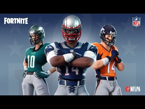 Fortnite X NFL
