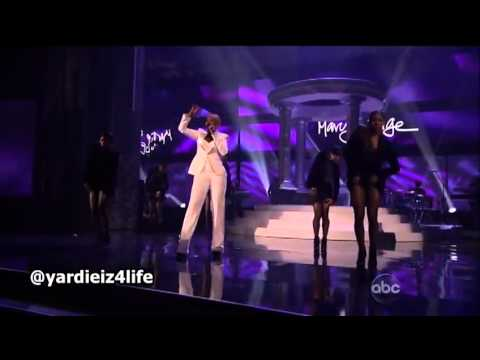 Mary J. Blige - Mr. Wrong [Live On the...