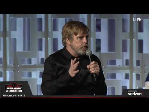 JJ Abrams was rude to Mark Hamill