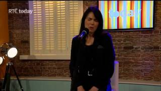 Beverley Craven Sings Promise Me On RTÉs Today Show
