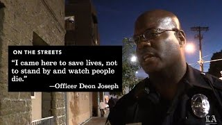 An LAPD Officer On A Friday Night On Skid Row | On the Streets Ep. 8