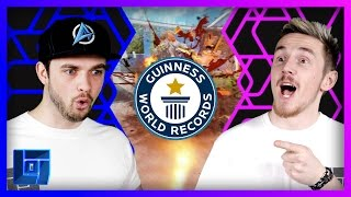 Ali-A Vs Syndicate - Guinness World Records Attempt on COD:BO3 | Legends of Gaming
