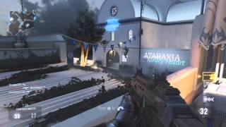 call of duty advanced warfare multiplayer gameplay codaw ps4 team deathmatch terrace