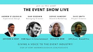The Event Show LIVE - Session 11 - September 4