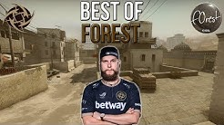 CS:GO - NiP f0rest - BEST CS PLAYER OF ALL TIME? (Insane Clutches, Pistol Plays, ACES)
