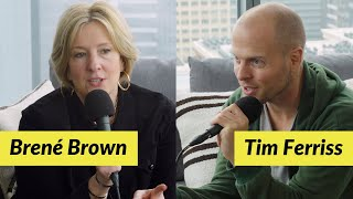 Relationship Advice and Tools from Brené Brown and Tim Ferriss | The Tim Ferriss Show