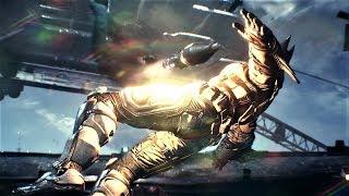 Batman - Creative Takedown Montage Part 1 ( Arkham Knight / Gameplay )