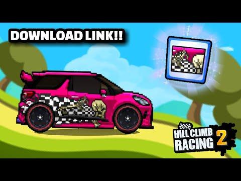 Hill Climb Racing 2 - PIXELS CAR Gameplay (Formula Paint Mod)