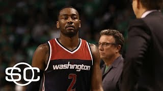 John Wall May Wait To Sign Contract Extension With Wizards | SportsCenter | ESPN