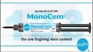 MonoCem Self Adhesive Resin Cement