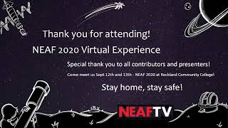 NEAF 2020 Virtual Experience Part 2