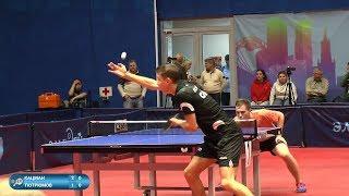 Лев Кацман vs Александр Тютрюмов | Чемпионат России 2020 (финал)