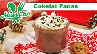 Cokelat Panas - Hot Chocolate | Minuman #075