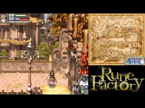 Let's Play Rune Factory: A Fantasy Harvest Moon 36: The Season of Giving