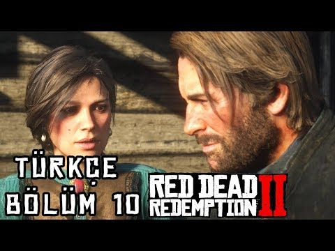 ESKİ DEFTERLER ! - RED DEAD REDEMPTION 2 TÜRKÇE BÖLÜM 10 - 동영상