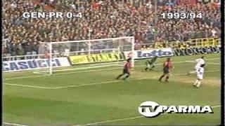 Genoa Parma 93/94
