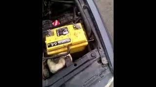 видео тойота платц неисправность двигателя,не развивает обороты,чек не горит