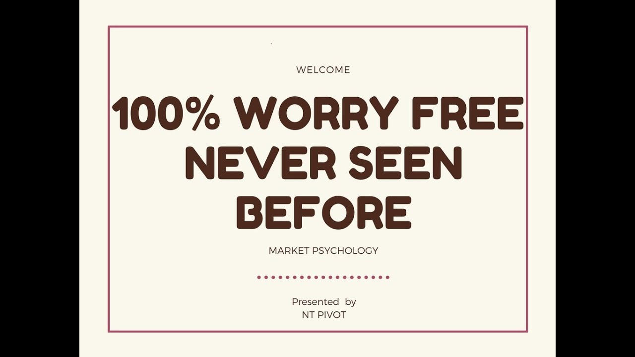 100 Worry Free Never Seen Before Strategy With Gann Hilo Youtube