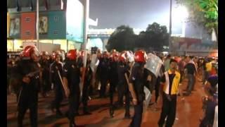 KECOH selepas perlawanan Liga Super PAHANG JDT pd 7 Feb 2014