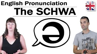 In this lesson you can learn how to pronounce the most common sound english: schwa /ə/. english is called schwa. do k...
