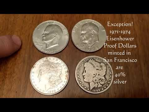 US Coin Basics | Silver Coin Identification | Values | For Beginners |  Collector Coins