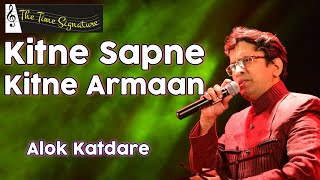 Kitne Sapne by Alok Katdare @ Pancham show on 13th April 2016